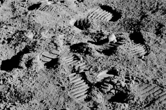 cernan footprints